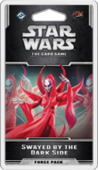 Star Wars LCG: Swayed by the Dark Side Force Pack