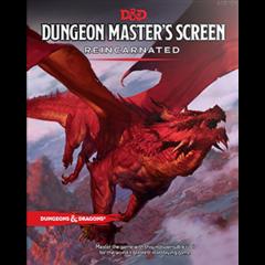 Dungeon Master's Screen - Reincarnated