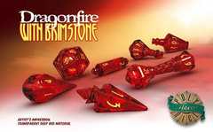 Wizard Set - Dragonfire & Brimstone