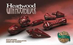 Wizard Set - Heartwood & Moonsilver
