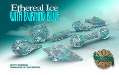Wizard Set - Ethereal Ice & Burning Blue