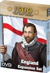 1500 The New World: England