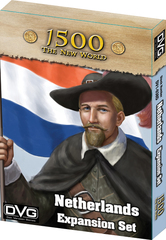 1500 The New World: Netherlands