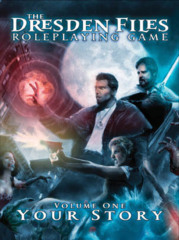 The Dresden Files - Vol 1 Your Story