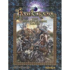 RuneQuest - HawkMoon Core Rulebook