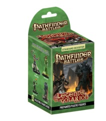Pathfinder Battles - Legends of Golarion