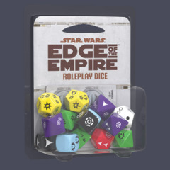 Star Wars - Edge of the Empire - dice
