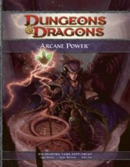 4th Edition Arcane Power