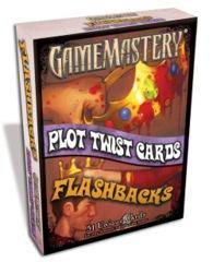 Gamemastery Plot Twist Cards - Flashback