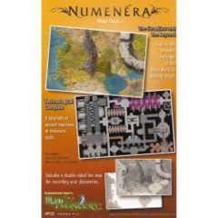 Numenera - Map Pack 1