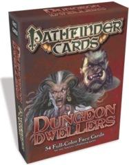 Pathfinder Cards - Dungeon Dwellers