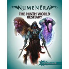Numenera - The Ninth World Bestiary