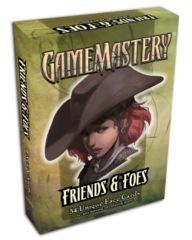 Gamemastery Friends & Foes Deck