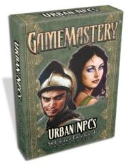 GameMastery Urban NPCs Deck