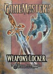 GameMastery Weapons Locker Item Deck - duplicate entry