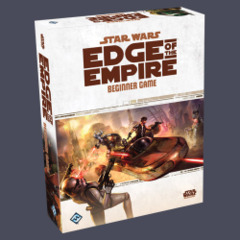 Star Wars - Edge of the Empire Roleplaying Game Beginner Game