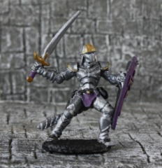 Reaper - Legendary Encounters Human Warrior: Evil