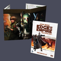 Star Wars - Edge of the Empire - GM's Kit