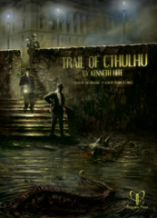 Trail of Cthulhu Core Rulebook