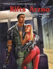 Rifts - World Book 28 - Arzno