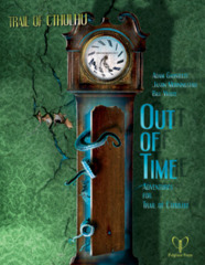Trail of Cthulhu - Out of time