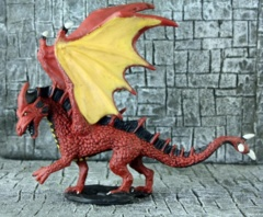 Reaper - Legendary Encounter Young Red Dragon