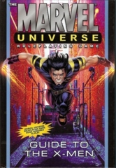 Marvel Universe Roleplaying Game - Guide to the X-Men