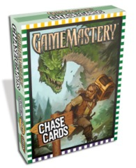 GameMastery Chase Cards