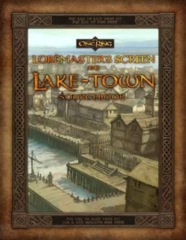 The One Ring: Loremaster's Screen & Lake-Town Sourcebook