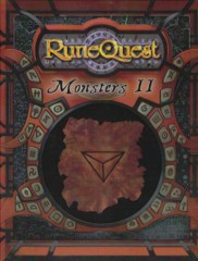 RuneQuest - Monsters 2