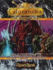 RuneQuest - Glorantha - Dragonewts