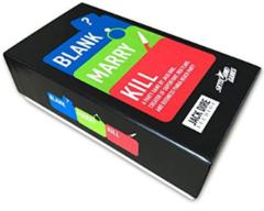 Blank Marry Kill - Jack Dire Studios
