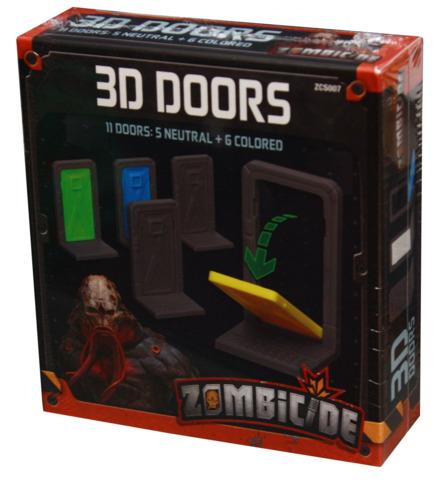 Zombicide Invader 3D Doors