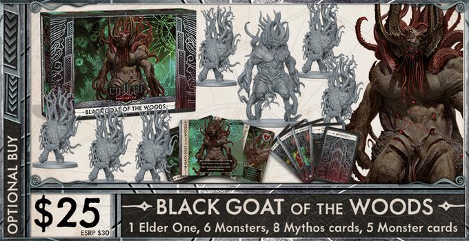 Death May Die: Black Goat of the Woods