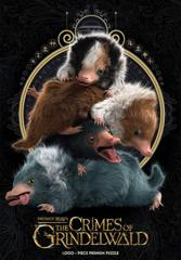 Fantastic Beasts Baby Nifflers 1000 Piece Premium Puzzle