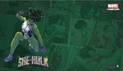 Marvel Champions - She-Hulk Game Mat