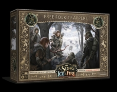 A Song of Ice & Fire Tabletop Miniatures Game: Free Folk Trappers Unit Box