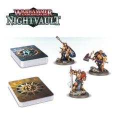 Warhammer Underworlds: Nightvault - Steelheart's Champions