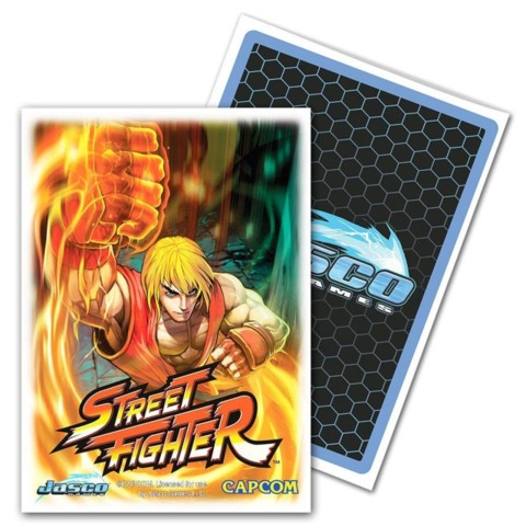 Dragon Shield: Street Fighter Ken