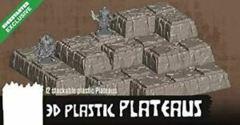 3D Plastic Plateaus