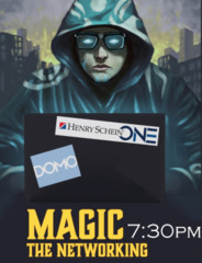 7:30pm Magic: The Networking Draft (Sat, Feb 2nd)