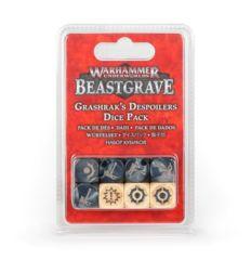 Beastgrave: Grashrak's Despoilers Dice Pack