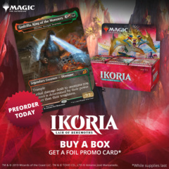 Ikoria Collectors Booster Box