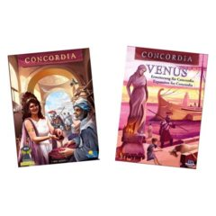 Concordia: Base Game and Venus Expansion