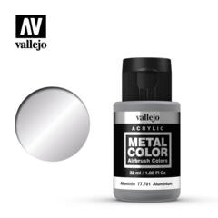 Vallejo Acrylic - Metal Color - Aluminium