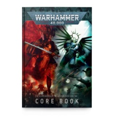 Warhammer 40,000 9th Edition Core Rule Book