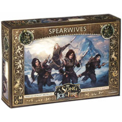 A Song of Ice & Fire Tabletop Miniatures Game: Free Folk Spearwives Unit Box
