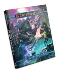 Starfinder Alien Archive 2 Hardcover