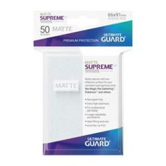 SUPREME UX SLEEVES STANDARD SIZE MATTE FROSTED (50)