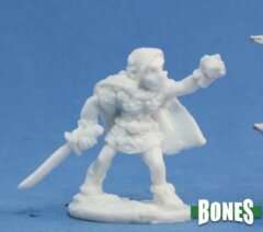 Reaper Bones: Ingrid, Female Gnome